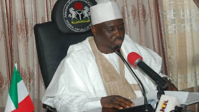 Adamawa State Governor, Ahmadu Fintiri names Atiku's son as commissioner