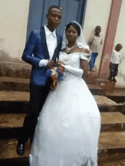 15-year-old boy reportedly marries 22-year-old lady in Abia State