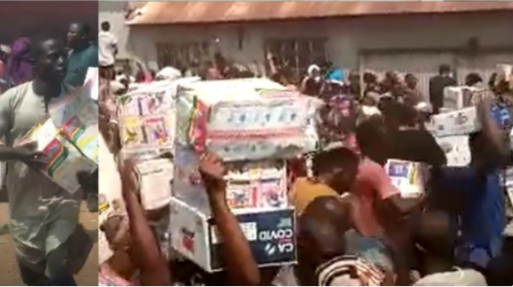 Oyetola gives Osun looters 72 hours to return stolen goods