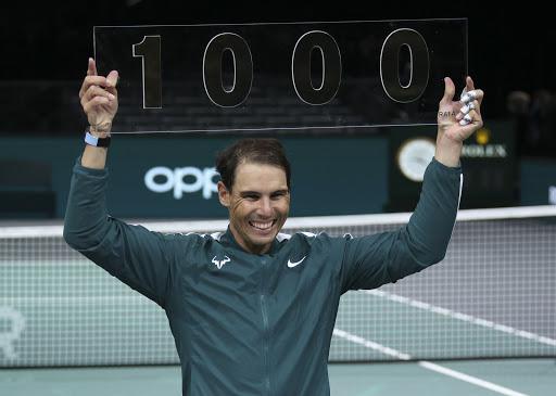 Rafael Nadal Just Marked His 1,000th Career Win