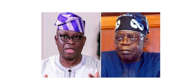 Ayo Fayose praises Tinubu as one of the greatest builders of men in Yorubaland