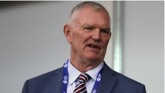 Greg Clarke, FIFA Vice-President resigns