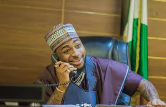 Nobody can beat me if i run for a political post - Davido
