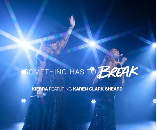 Kierra Sheard Releases New Single Feat. Karen Clark Sheard